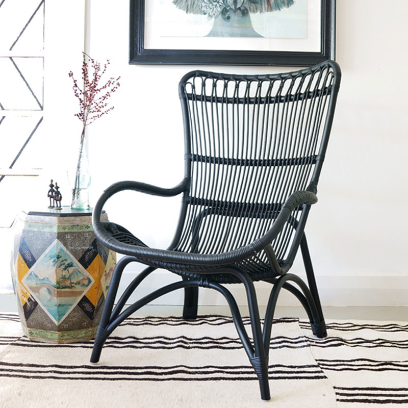 Monet Chair Black