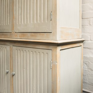 Fluted Cabinet D2