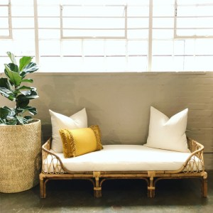 Daybed Rattan