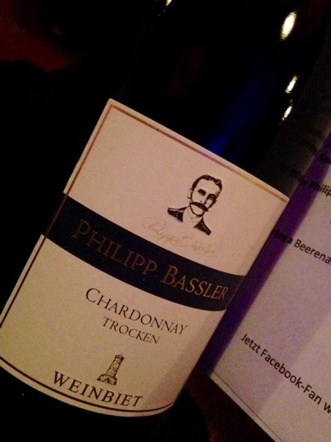 2014 Philipp Bassler Chardonnay trocken