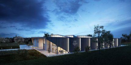 Neubau Weingut BR-Nett © Architects Collective ZT-GmbH