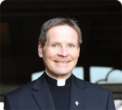 Pfarrer Peter Strauchr
