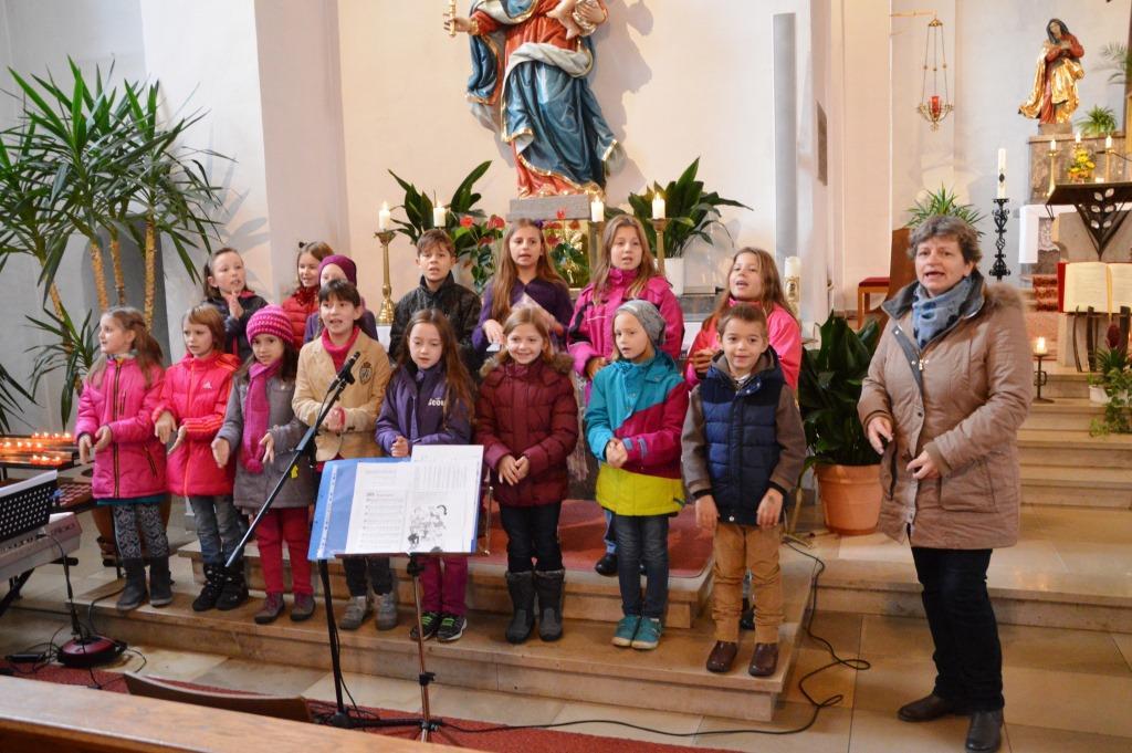 Adventsweg4-Kinderchor