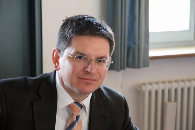 Pfr. Piotr Wandachowicz - Foto Markus Pfeiffer