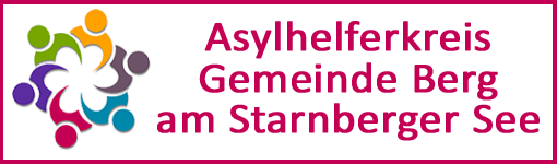 logo mit schrift Berg asylhk