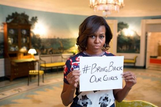 Hoe leef je publiekelijk mee met de ontvoerde Nigeriaanse meisjes?