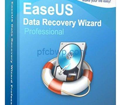 EaseUS Data Recovery Wizard 12.9.1 Serial Key Full Crack Free Download