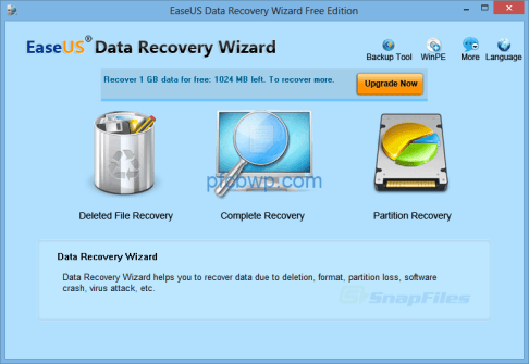 EaseUS Data Recovery Wizard Review With Crack Free Download