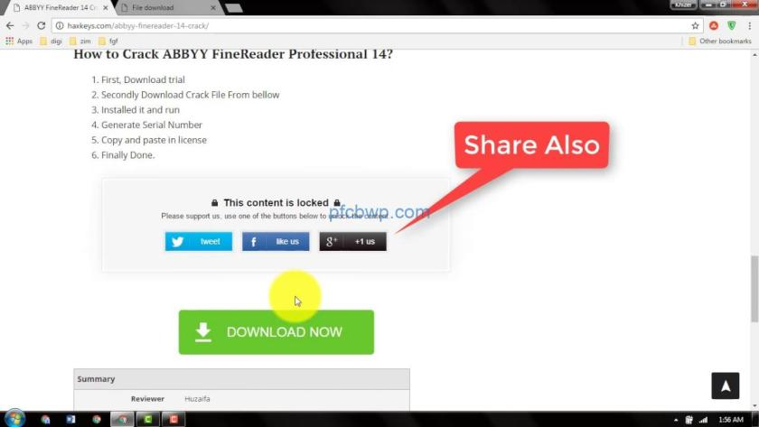 ABBYY FineReader 14 Crack With Serial Number Free Download