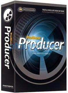 Photodex Proshow Producer 7 Crack With License Key Free Download