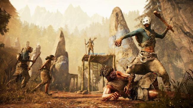 Far Cry Primal Torrent Key PC Game Free Download 2019