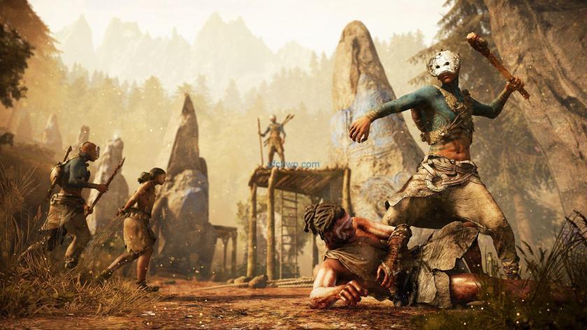 Far Cry Primal 2020 Torrent Key PC Game Free Download 2019