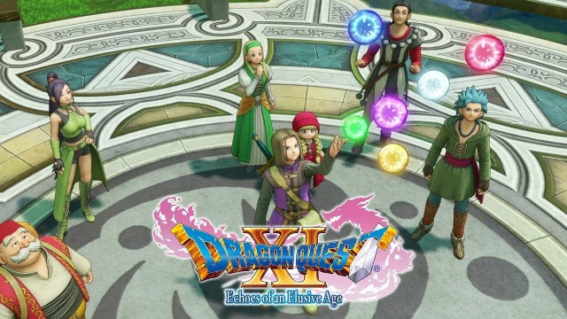 Dragon Quest 11 Serial Key