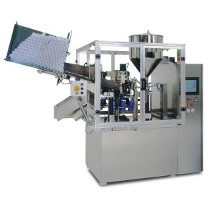 SGF-50 auto plastice tube filler sealer PFCT Machinery