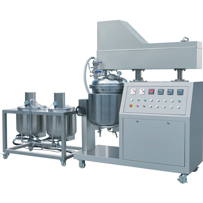 Pharmaceutical ointment emulsifying mixer