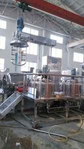 650L cosmetic mixer