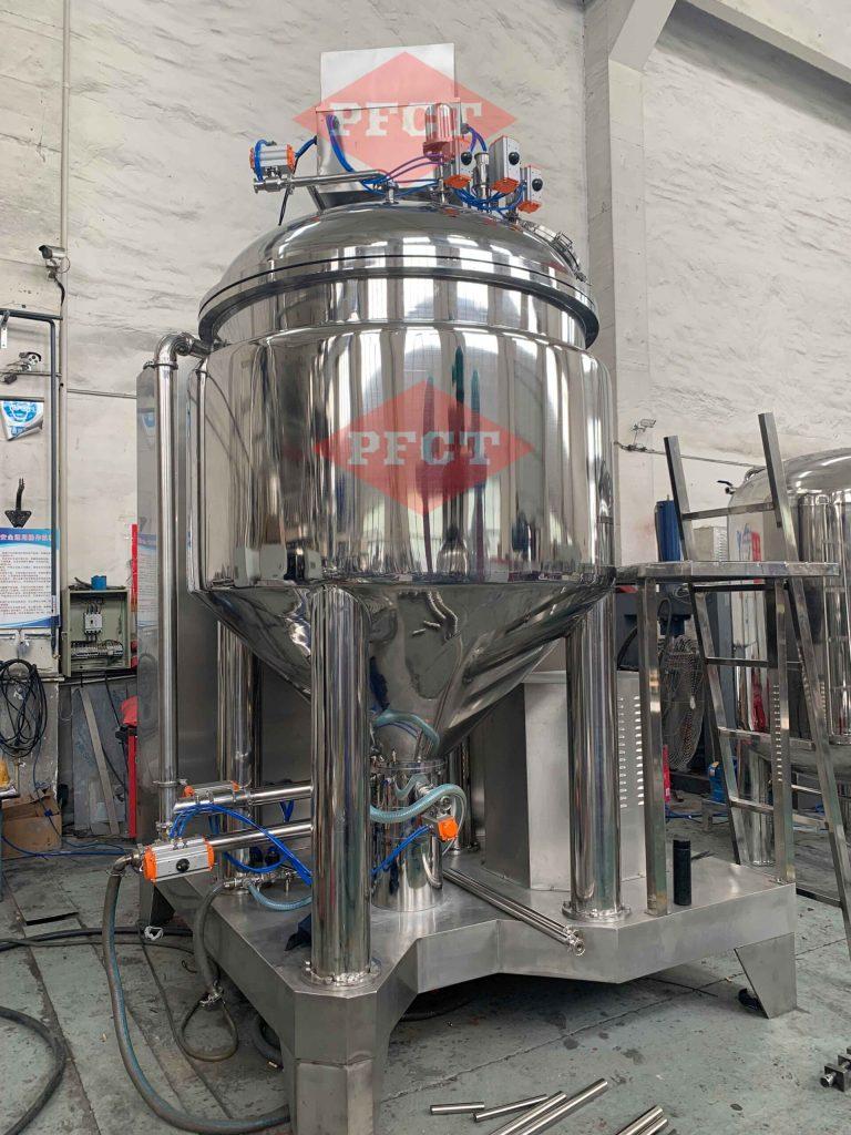 ZJD-1500 mayonnaise processing machine