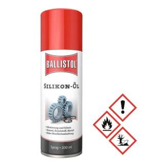 BALLISTOL Silikon-Öl Spray