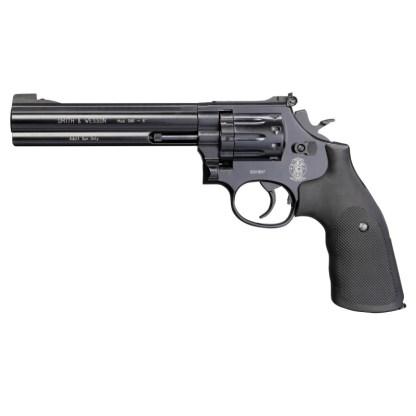 Revolver Modell 586 6 Zoll