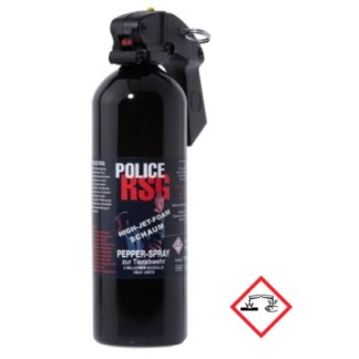 Police RSG Mousse