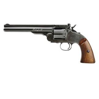 Schofield 6 Zoll Co² Revolver