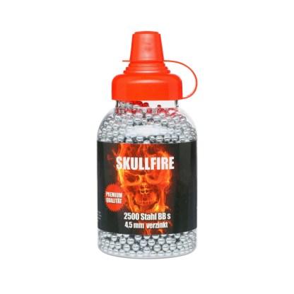Stahlrundkugeln / BBs Skullfire