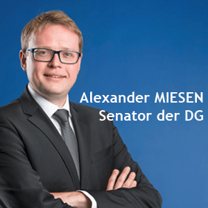 Unser Senator « in action »