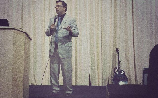 Rev. Jorge Flores