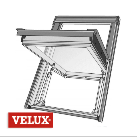 velux desenfumage pneumatique ggl s2076p 134 x 140 uk08 cage d escalier