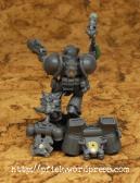 Suncaller Wolfspriester / Wolf Priest (6/6) - Modulares Rückenmodul / Modular backpack