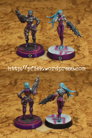 Vergleich / Comparison - Chandra (alt / old) vs Asura (neu / new)