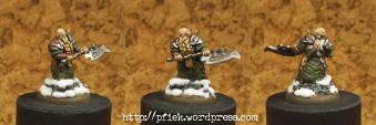 Godslayer - Nordgaard - Einherjar - Trooper