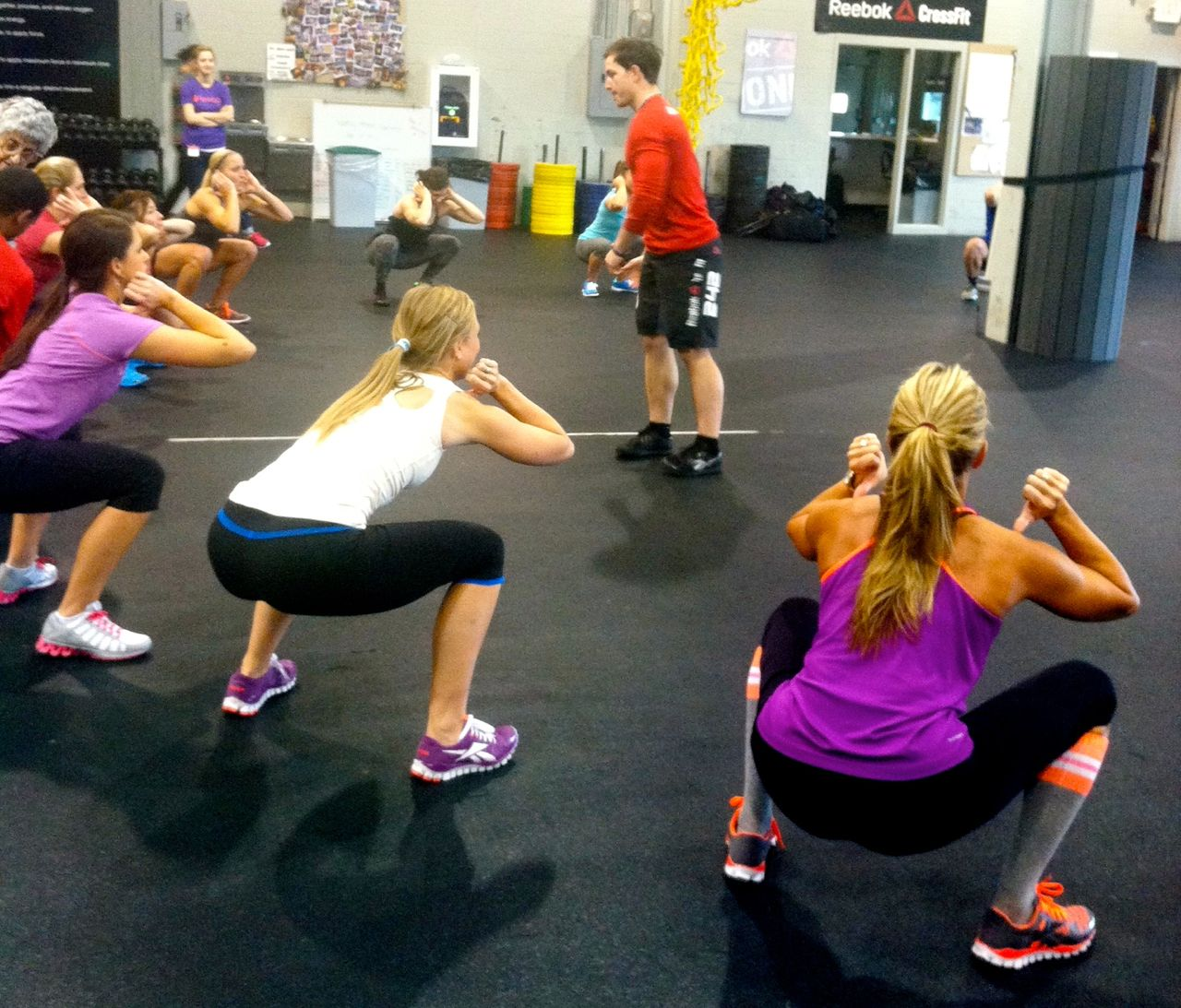 Crossfit Makes Your Clothes Fall Off Workout And Training Tips For Leg Butt Toning Circuit Pfitblog 5