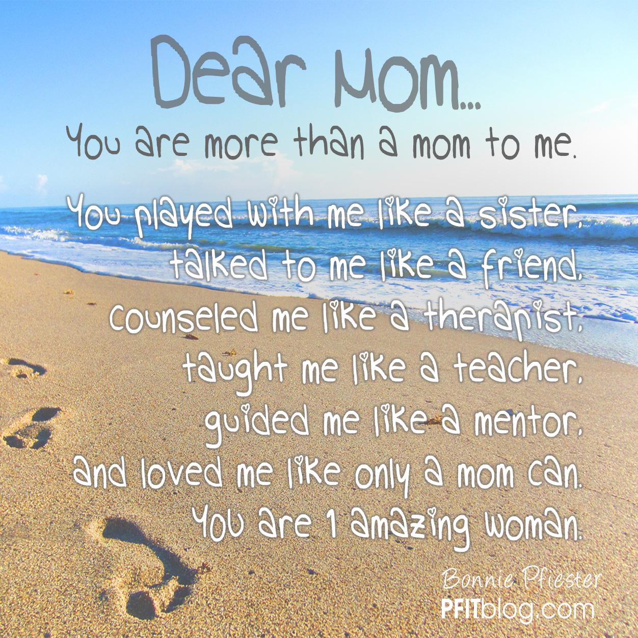 The power of mom pfitblog more than a mom spiritdancerdesigns Images