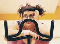 bord at the gym