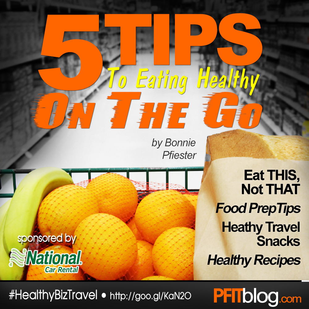 Diagram Healthy Business Travel Eating Healthy On The Go U00bb Pfitblog