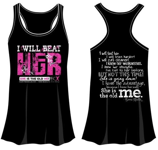 """I Will Beat Her"""" Fitness Apparel » PfitBlog"""