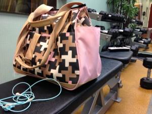 Fivesse Gym Bag