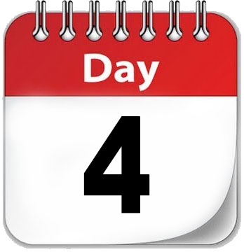 Image result for day 4