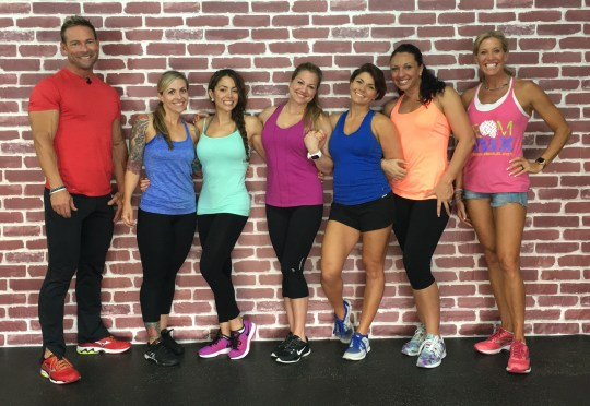 LoseIt conditioning workout