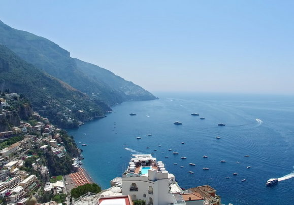 Positano Four Star Hotel 348 1