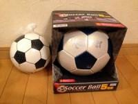 サッカーボール DAISO