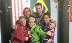 lgbtq self defense class with ethos combatives