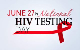 National HIV Testing Day June 27th
