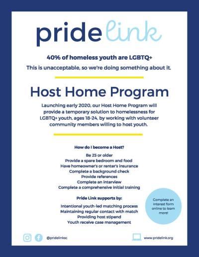 Pride Link Host Home Program