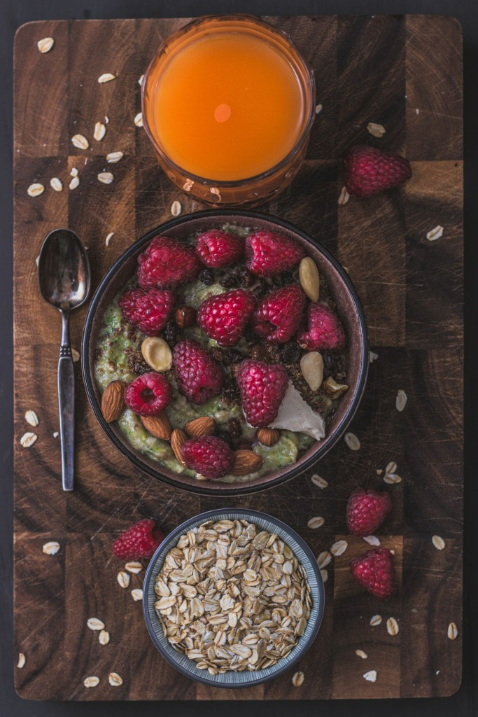 What I eat in a day - Smoothiebowl