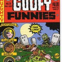 Goofy Funnies No. 9 by Dexter Cockburn