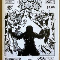 In the mailbox: FANDOM TEAM-UP #2 anniversary edition