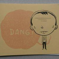 Martin Cendreda - Dang #3 minicomic