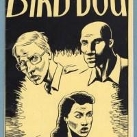 BIRD DOG underground comix JOE ZABEL mini-comic fanzine atomic bomb Mali 1982